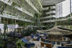 Hotel Był Żywy Uroczysty Tequise Playa Zdjęcia Stock