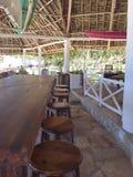 Hotel in Zanzibar. Exotic hotel in Zanzibar. Africa Royalty Free Stock Photo