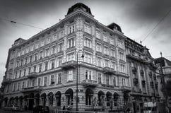Hotel zonder Soucci in Wenen Stock Afbeelding