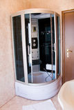 Hotelbadezimmer Lizenzfreies Stockfoto