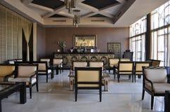 Hotelbar Lizenzfreies Stockbild