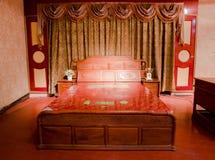 Hotelbed Stock Fotografie