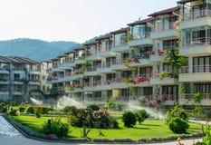 Hotelblick Stockbilder