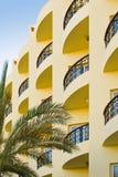 Hoteldetail stockfoto