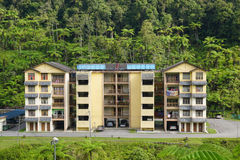 Hotelerholungsort in Cameron Highlands Lizenzfreie Stockbilder