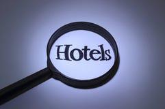 hoteles Imagen de archivo libre de regalías