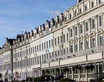 Hoteles de la playa. foto de archivo libre de regalías
