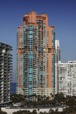 Hoteles del sur de la playa, Miami. Imagenes de archivo