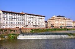 Hoteles en Florencia, Italia Imagenes de archivo