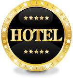 Hotelfahne vektor abbildung