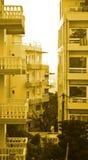 Hotelgebäude lizenzfreie stockfotografie