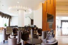 Hotelkoffie royalty-vrije stock fotografie