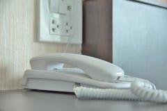Hotelkommunikation lizenzfreie stockbilder