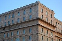 Hotelkoning David Royalty-vrije Stock Afbeelding