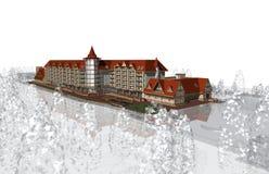 hotell Arkivbilder