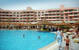 hotell royaltyfri bild