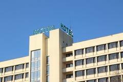 hotell Royaltyfri Foto