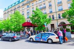 Hotell Adlon Kempinsky i Berlin, Tyskland Fotografering för Bildbyråer