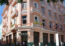 Hotell Amos Mundos arkivbild