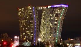 Hotell Bella Sky Copenhagen Royaltyfria Foton