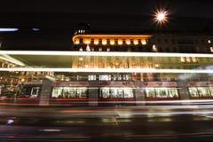 Hotell Bristol Vienna Royaltyfria Foton