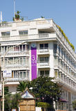 3 14 hotell - CANNES Arkivbild