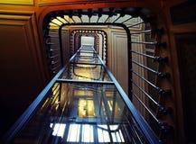 Hotell du Louvre Fotografering för Bildbyråer