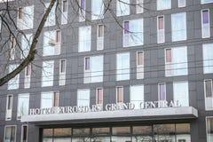 Hotell Eurostars Grand Central munich Royaltyfri Foto