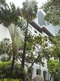 Hotell för fyra säsonger i Bangkok Arkivfoto