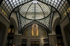 hotell för korridor för budapest ingångsgresham arkivfoton