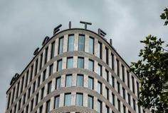 Hotell för Sofitel Berlin Kurfà ¼rstendamm arkivbild