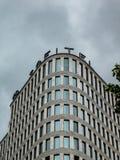 Hotell för Sofitel Berlin Kurfà ¼rstendamm royaltyfri fotografi