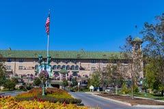 Hotell Hershey i Hershey PA royaltyfri foto