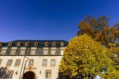 Hotell i abbay Mont Saint Odille Royaltyfria Bilder
