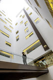 Hotell i Barcelona, Spanien Royaltyfri Bild