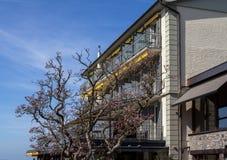 Hotell i Dezaley Arkivfoto