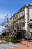 Hotell i Dezaley Arkivfoton