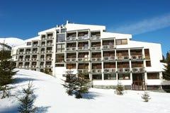 Hotell i Jasna. Royaltyfria Bilder
