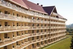 Hotell i Masuria Arkivbilder