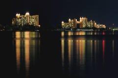 Hotell i Nassau Bahamas Royaltyfri Foto