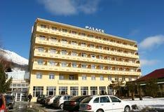 Hotell i Smokovec. Royaltyfri Foto