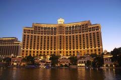 hotell Las Vegas Arkivbilder