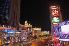 hotell Las Vegas Royaltyfri Bild