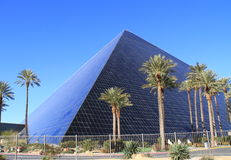 Hotell Luxor, Las Vegas Royaltyfri Bild