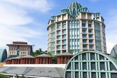 Hotell Michael Royaltyfria Foton