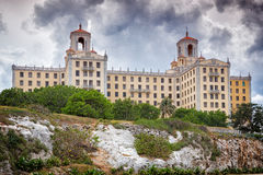 Hotell Nacional, Havanna Royaltyfri Bild