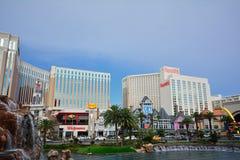 Hotell och kasino för Harrah ` s i Las Vegas Royaltyfria Bilder