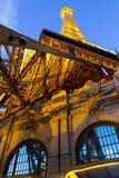 Hotell Paris i Vegas Arkivbilder