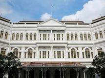Hotell Singapore Royaltyfri Foto