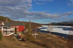 Hotell Storforsen Fotografering för Bildbyråer